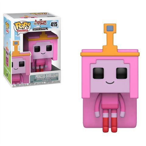 Figurine Funko Pop! N°415 - Adventure Time - Bubblegum