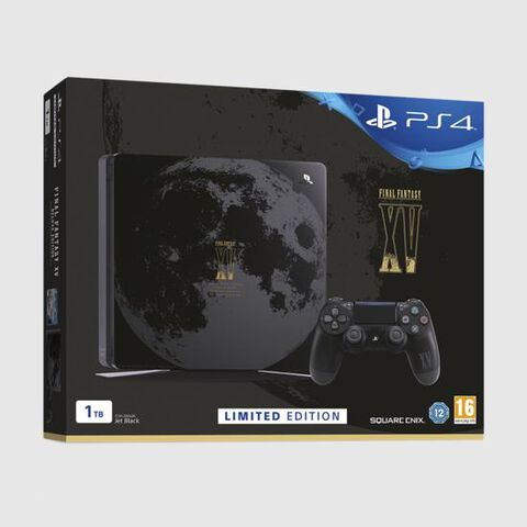 Pack PS4 1 To + Final Fantasy XV Edition Limitée - Exclusivité Micromania