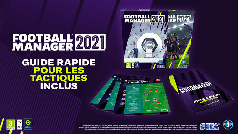 Football Manager 2021 - Limited Edition