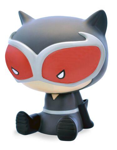 Tirelire Chibi - DC Comics - Catwoman