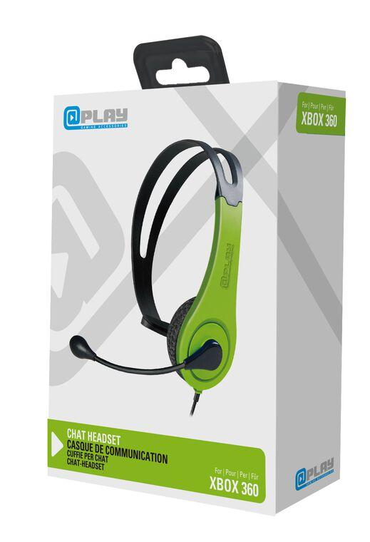 @play Casque Communicator Filaire Xbox 360