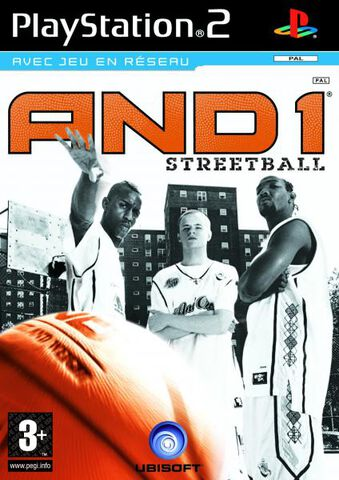 And1, Streetball
