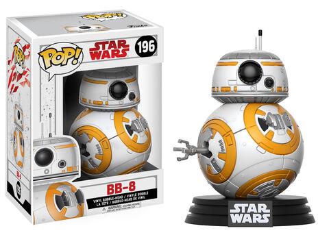 Figurine Funko Pop! N°196 - Star Wars - Episode VIII - BB-8