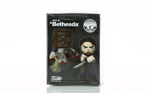 Figurine Mystere - Bethesda All Stars - Mystery Mini