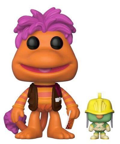 Figurine Funko Pop! N°518 - Fraggle Rock -  Gobo Avec Doozer