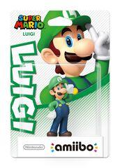 Figurine Amiibo Mario Luigi