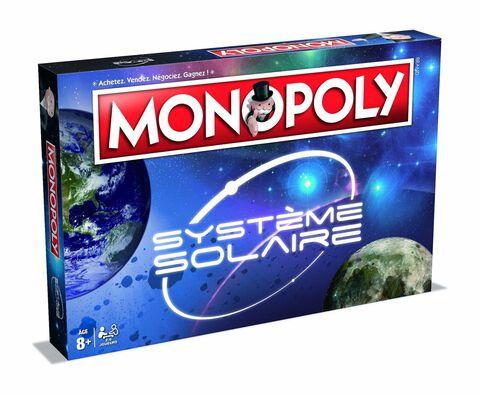Monopoly - Système Solaire