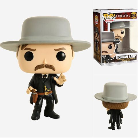 Figurine Funko Pop! N°854 - Tombstone - Morgan Earp