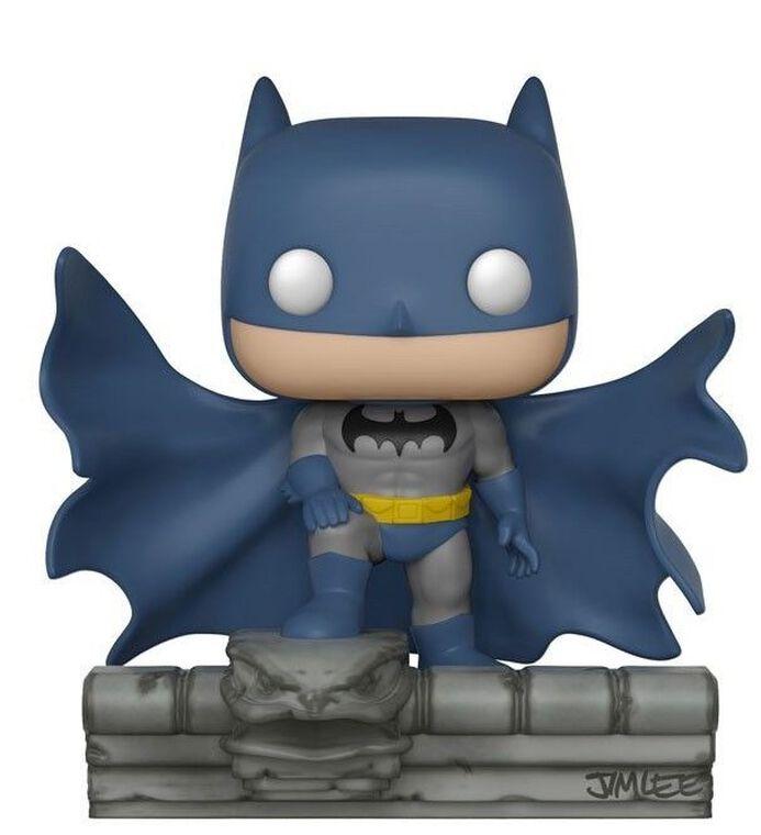 Figurine Funko Pop! N°239 - Batman - Comic Moment Batman sur gargouille - Exclusivité Micromania-Zing