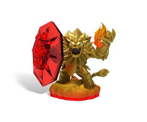 Figurine Skylanders Trap Team Masters Wildfire