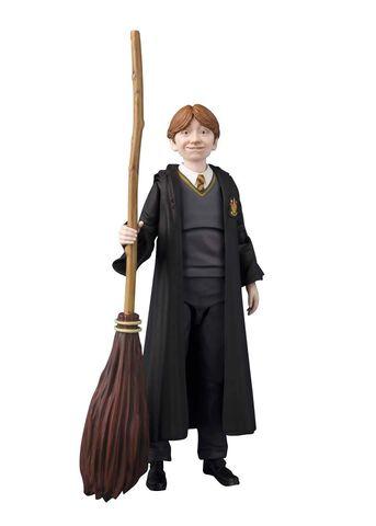 Figurine S.h Figuarts - Harry Potter à L'école des Sorciers - Ron Weasley