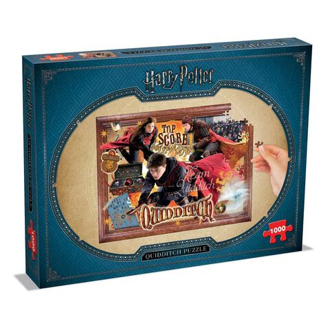 Puzzle - Harry Potter - Quidditch 1000 pièces