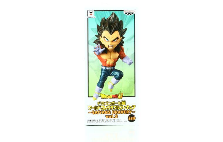 Figurine Mystère WCF - Dragon Ball Super - Saiyans Bravery Volume 2