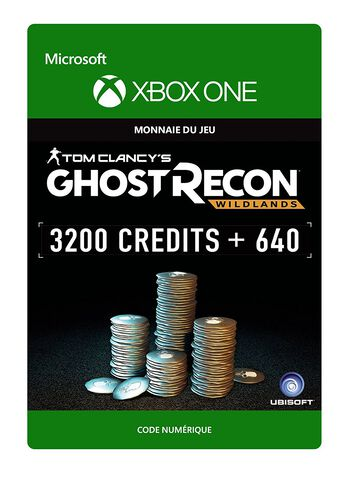 DLC - Ghost Recon Wildlands 3840 GR Credits