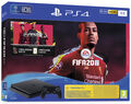 Pack Ps4 Slim 1to Noire + FIFA 20 Champions (exclusivite Micromania)