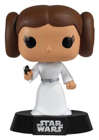 Figurine Funko Pop! N°04 - Star Wars - Princesse Leia