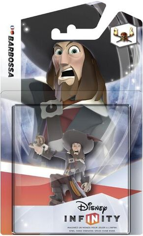 Figurine Disney Infinity Barbossa