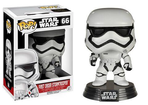 Figurine Toy Pop 66 - Sw Epvii - First Order Stormtrooper