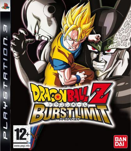 Dragon Ball Z, Burst Limit