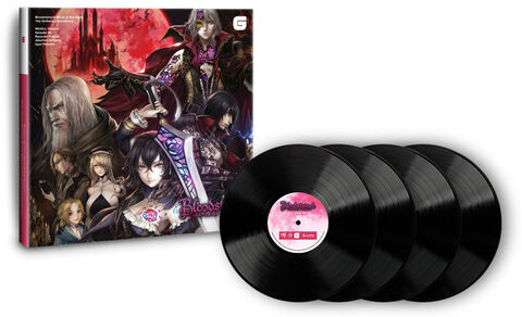Vinyle Bloodstained Ritual Of The Night The Definitive Soundtrack 4lp