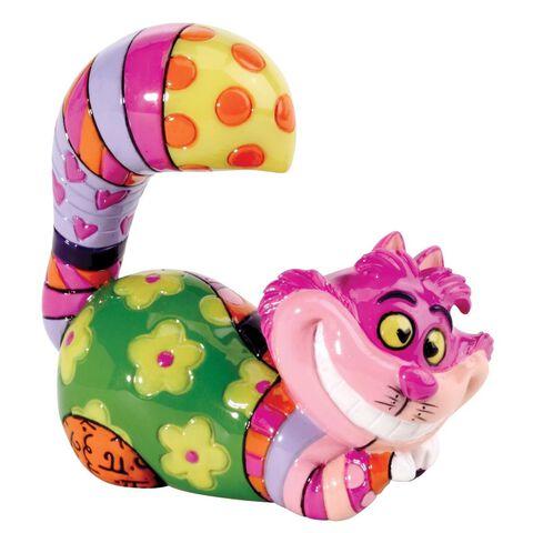 Figurine Britto Disney - Alice Au Pays Des Merveilles - Cheshire Cat Mini (wb)