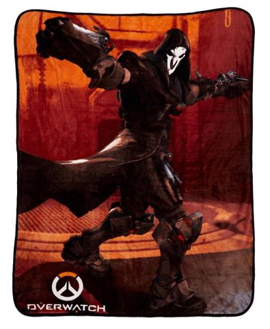 Couverture - Overwatch - Reaper