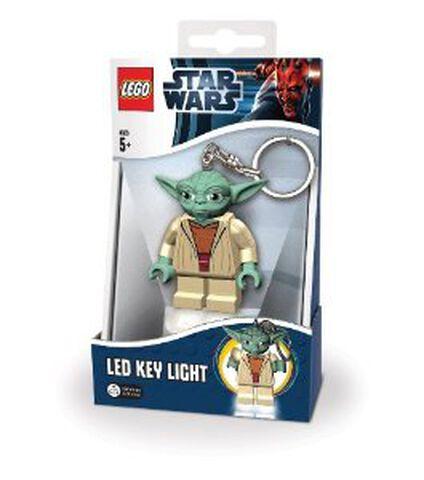 Porte-cles - Star Wars - Led Yoda