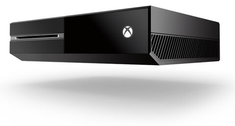 Xbox One Noire 500 Go - Toute équipée