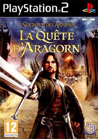 Le Seigneur Des Anneaux La Quête D'aragorn