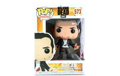 Figurine Funko Pop! N°573 - The Walking Dead - Negan (clean Shaven)