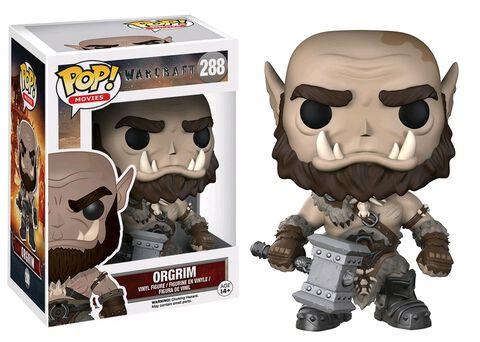 Figurine Funko Pop! N°288 - Warcraft - Orgrim