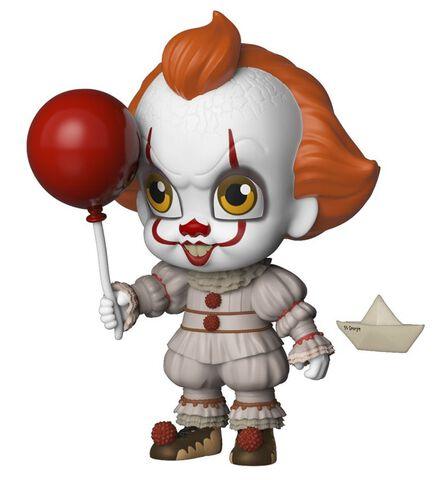 Figurine 5 Star - Horreur - Pennywise