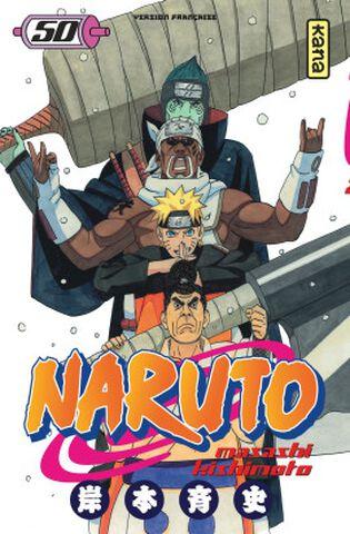 Manga - Naruto - Tome 50