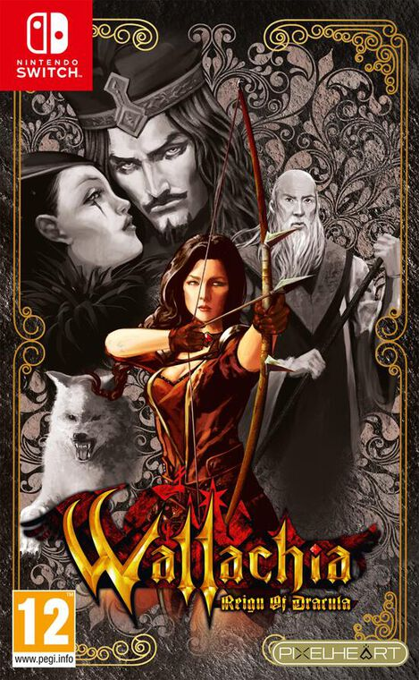 Wallachia Reign Of Dracula Just Limited