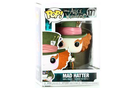 Figurine Funko Pop! N°177 - Alice au Pays des Merveilles - Chapelier fou