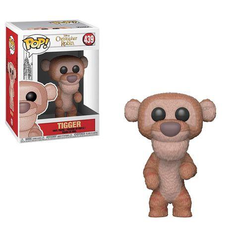 Figurine Funko Pop! N°439 - Jean-christophe Et Winnie - Tigrou