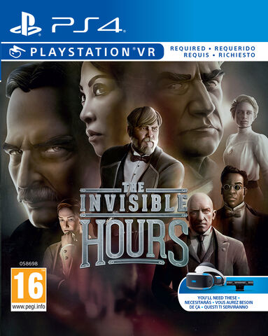 The Invisible Hours VR - Exclusivité Micromania