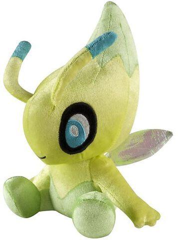 Peluche - Pokémon 20 ans - Celebi