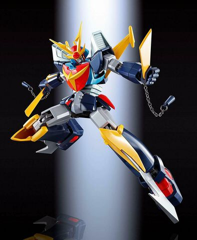 Figurine Action Figure - Soul of Chogokin - Gx-82 Daitarn 3 Full Action