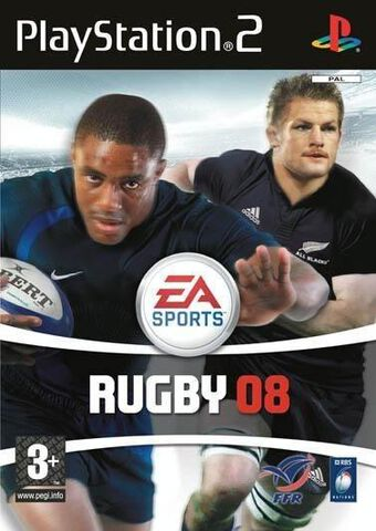 Ea Sports Rugby 08 Platinum