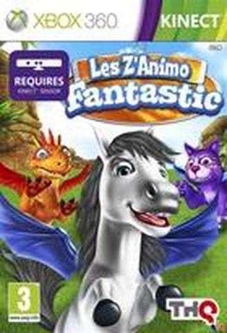 Les Z'animo Fantastic (kinect)