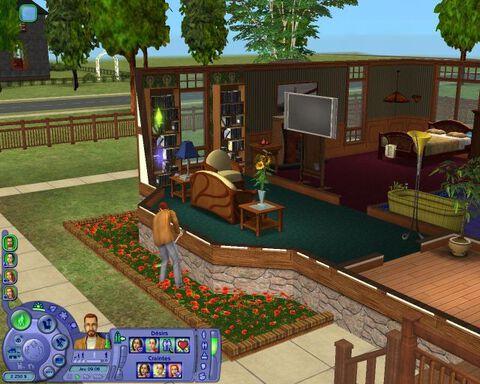 Les Sims 2, Au Fil Des Saisons