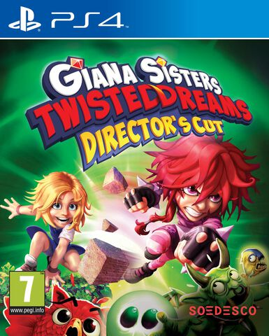 Giana Sister's Twisted Dreams Director's Cut
