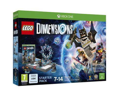 Lego Dimensions Pack Démarrage