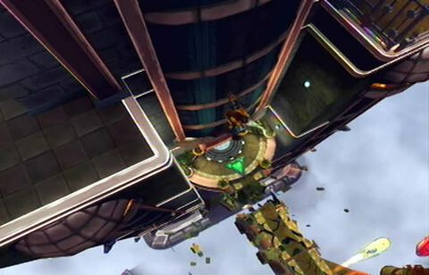 Ratchet & Clank, Opération Destruction