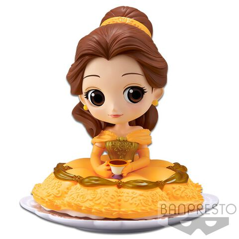 Figurine Q Posket Sugirly - Disney - Belle (couleur Standard A)