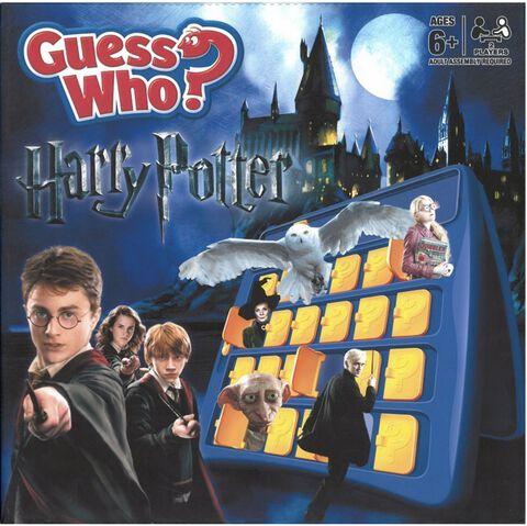 Jeu de société - Harry Potter - Qui Est-ce ?