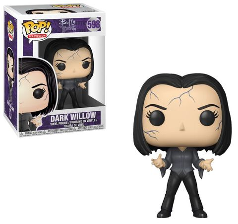 Figurine Funko Pop! N°598 - Buffy Contre Les Vampires - Dark Willow