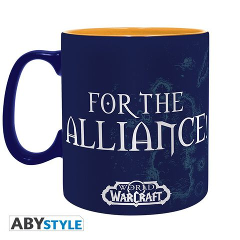 Mug - World of Warcraft - Alliance 460 ml