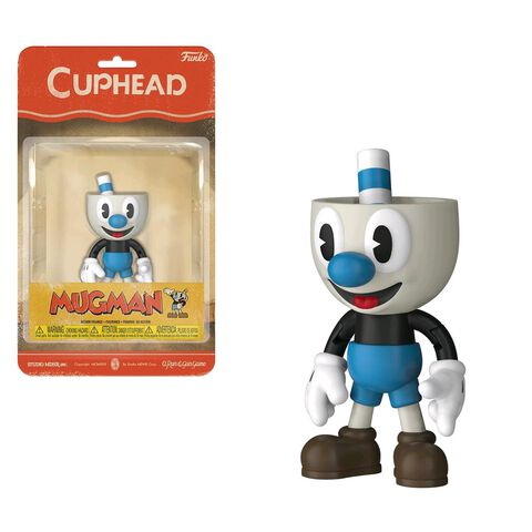 Figurine - Cuphead - Action Figure Mugman